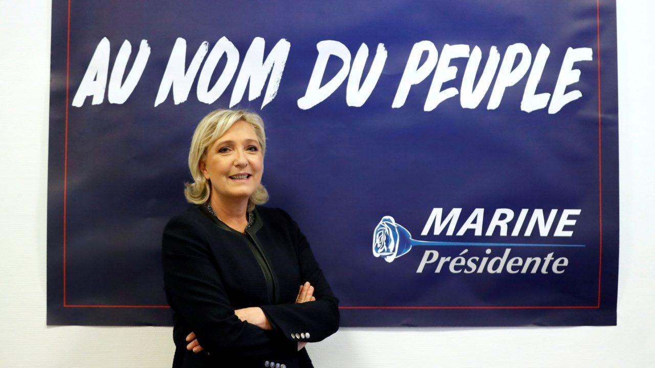 Le Pen vastuseks Hollande'i uusaastakõnele: Prantsusmaa inimesed tahavad iseseisvust