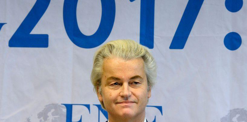 Geert Wilders kiidab Donald Trumpi moslemikeeldu