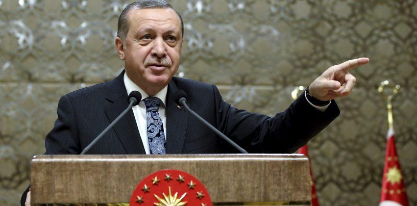Erdogan sõimas hollandlasi natsideks