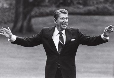 Kenno Põltsam: 50 aastat Ronald Reagani poliitilist kooli