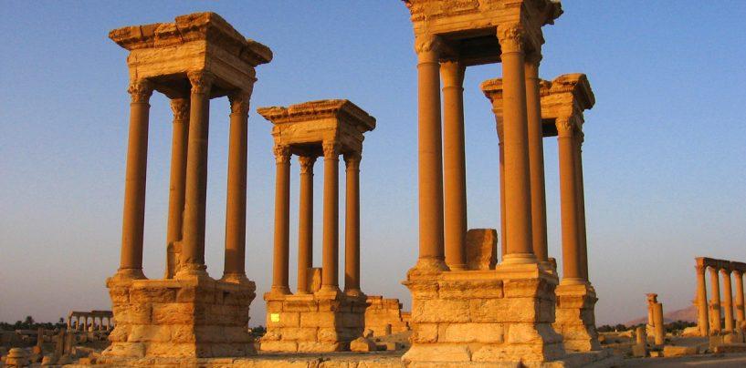 Islamiriik hävitas Palmyras Rooma amfiteatri