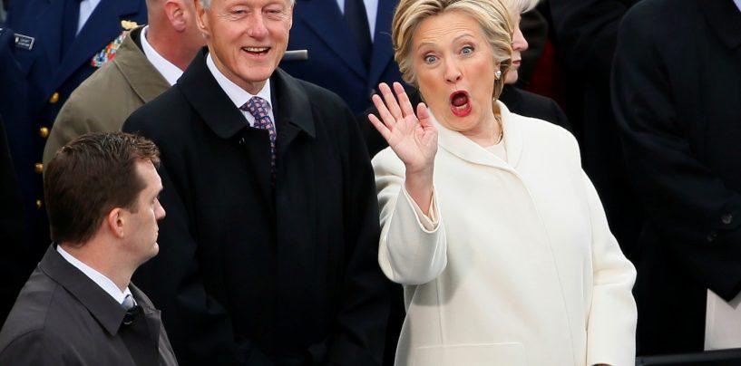 Clintonid: karjääripoliitikutest skandaalne presidendipaar