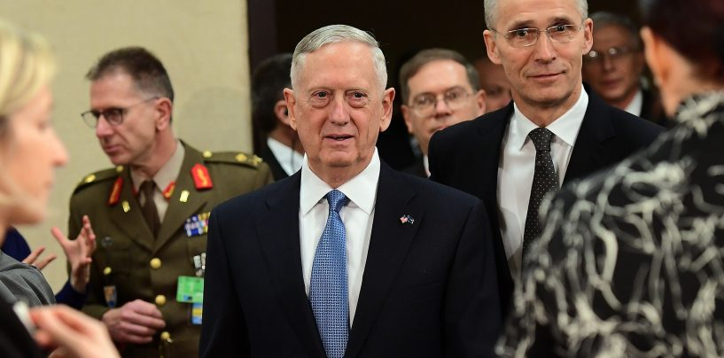 USA kaitseminister hoiatas NATO kollektiivkaitsest kõrvalehoidjaid