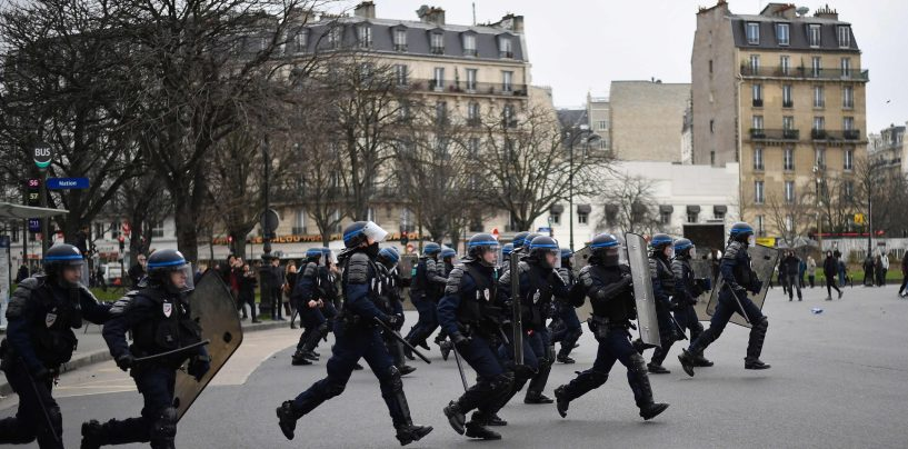 Pariisi turismisektor kiratseb