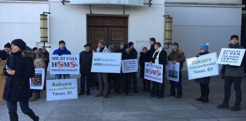 Rakvere volikogu hääletas homoteemalisele filmifestivalile raha eraldamise vastu