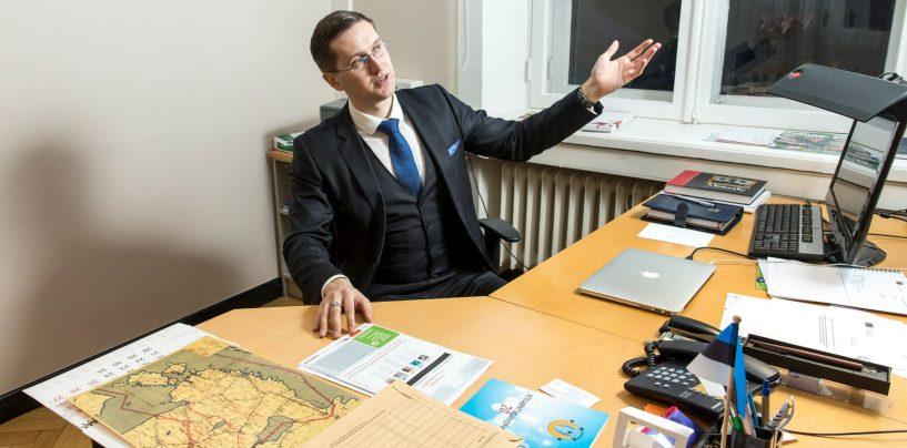 Jaak Madison: kohati tundub nagu juhitaks Läti kaitsepoliitikat Idast?