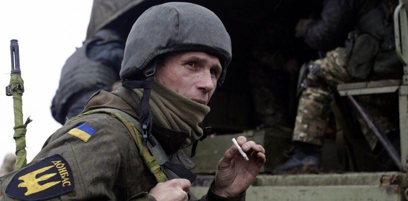 Ukrainas on 2017. aastal ees ärevad ajad