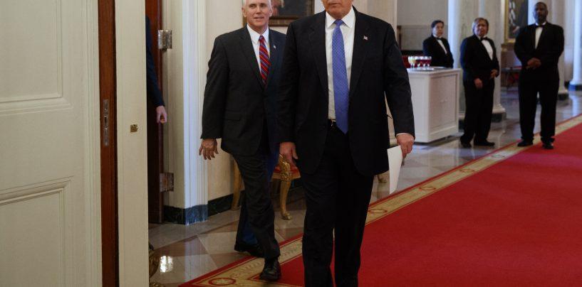 Trump ja Pence kuulutasid uue konservatiivse ajastu poliitika algust