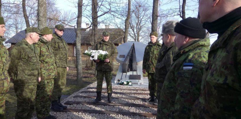 Eesti Reservohvitseride Kogu tähistab 20. aastapäeva