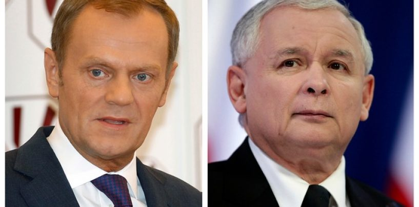 Poola võimupartei juht ei toeta Tuski jätkamist Euroopa Liidu presidendina