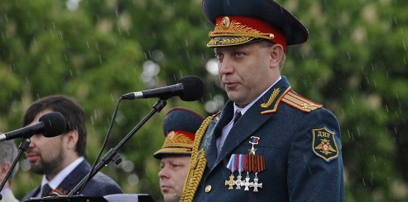 Donetski venemeelsed ähvardavad ettevõtete konfiskeerimisega