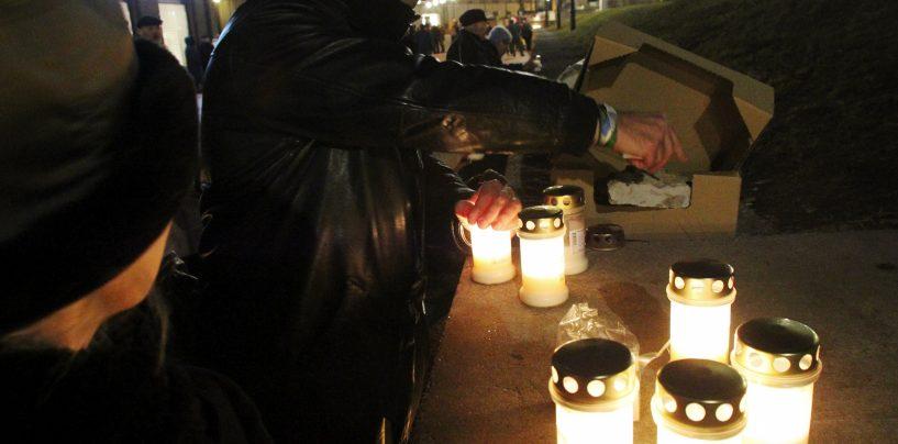 Mälestati Tallinna märtsipommitamise ohvreid