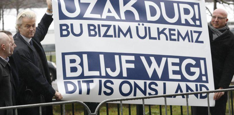 Hollandi ja Türgi konfliktist