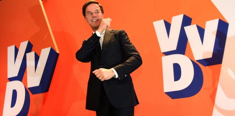Hollandi valimised: peaministrina jätkab Mark Rutte