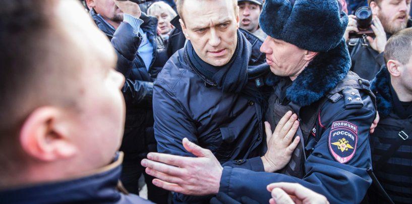 Leedu välisministeerium nõuab kõikide Vene meeleavaldajate vabastamist