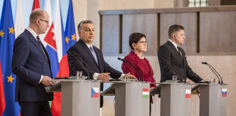 Visegrádi liidrid kinnitasid vastuseisu immigratsioonikvootidele