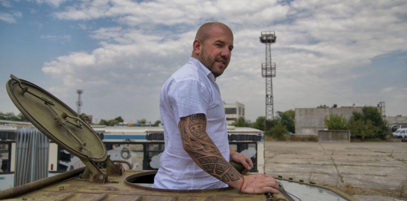 Tuntud Bulgaaria migrandikütt ostis sõjaväehelikopteri