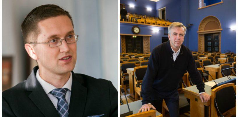 Kalle Muuli jäi pagulaste vastuvõttu peatamist nõudva EKRE eelnõu osas kidakeelseks