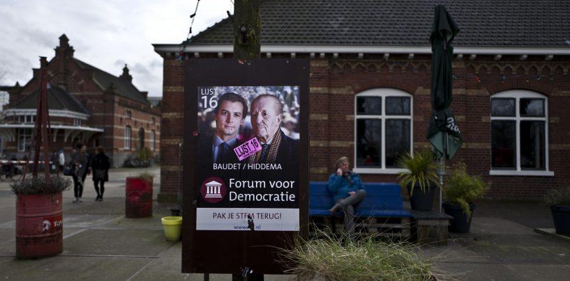 Hollandi valimistel teeb ilma veel üks euroskeptiline partei
