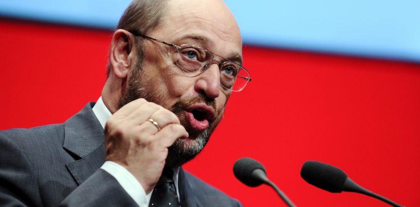 Martin Schulz – raamatukaupmehest punane kurat Saksamaa juhiks?