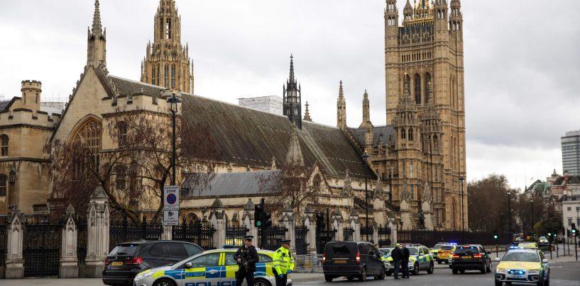 Islamiriik võttis vastutuse Londoni terrorirünnaku eest