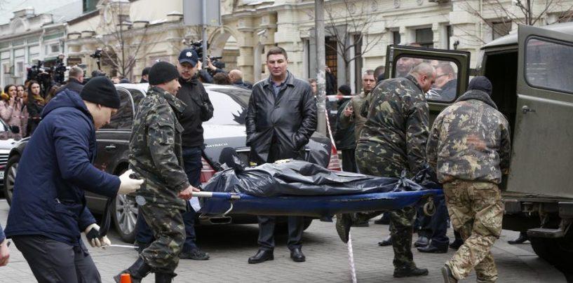 Ukraina sõnul korraldas endise duumasaadiku mõrva Venemaa