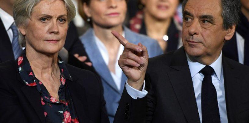 Le Peni vastaskandidaadi abikaasale esitati süüdistus libatöö skandaalis