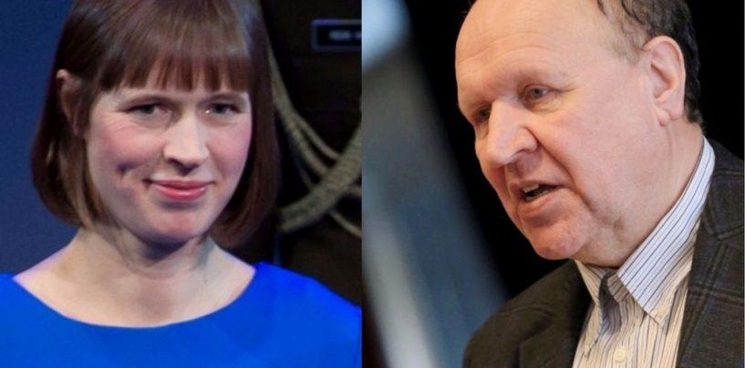 Mart Helme: president Kaljulaidi lihtsameelsus kahjustab Eesti julgeolekut