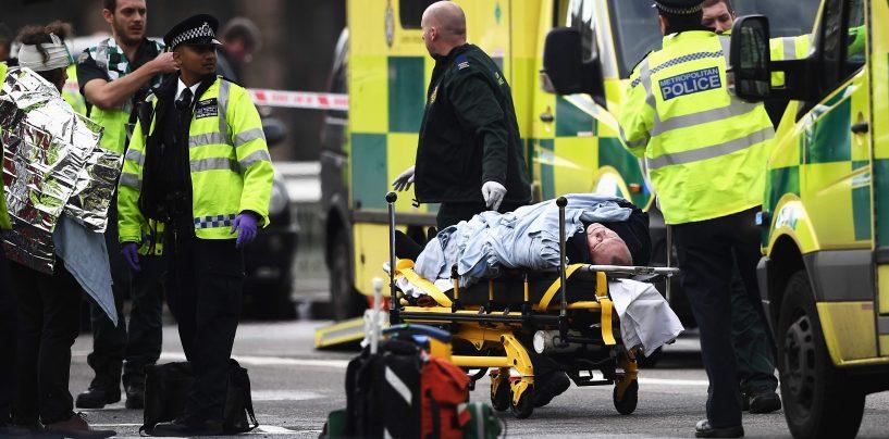 Londoni terrorist oli politsei kinnitusel moslem
