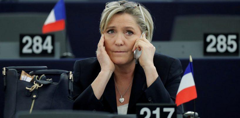 Prantsuse euroföderalistid, liberaalid ja sotsid teevad kõik, et Le Pen hävitada