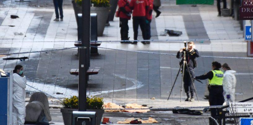 Terror Stockholmis: džihaad kolib Tallinnale aina lähemale
