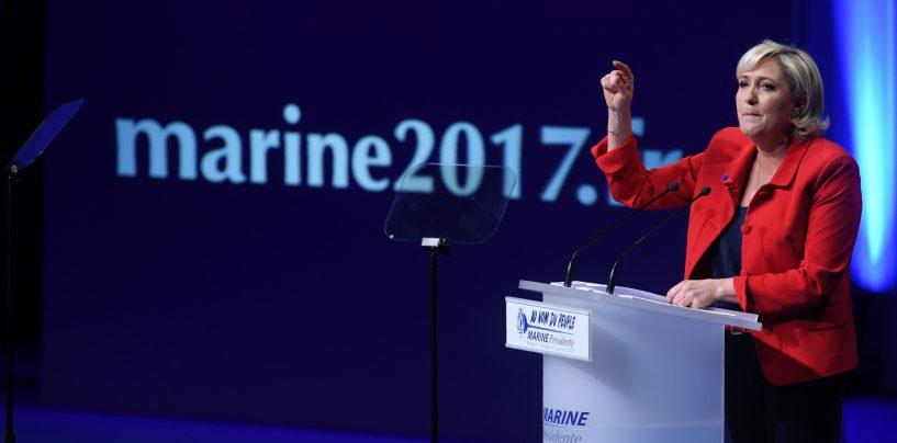 Le Pen lubas võidu korral taastada piirivalve ja piirikontrolli
