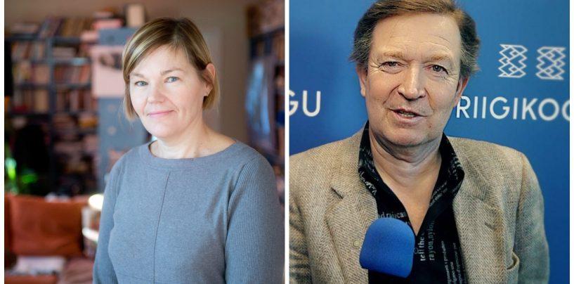 Urmas Espenberg: sotsialist Pilvre ei mõista, mis on suveräänsus