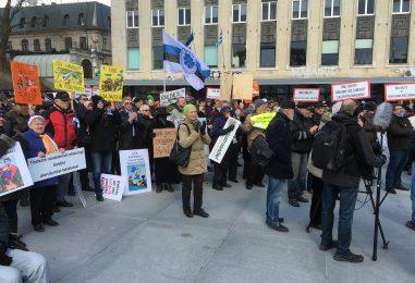 Rail Baltic meeleavalduse otseülekande järelvaatamine