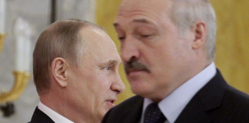 Valgevene sipleb Putini gaasinisa otsas