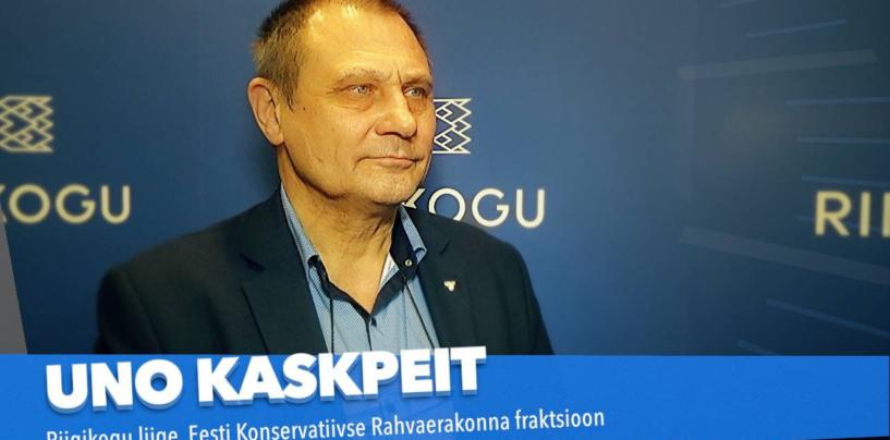 Uno Kaskpeit: puidu rafineerimistehas peaks teenima Eesti majandust ja tegema seda keskkonnasäästlikult