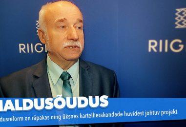 VIDEO: Nädal Riigikogus: kommenteerib Raivo Põldaru