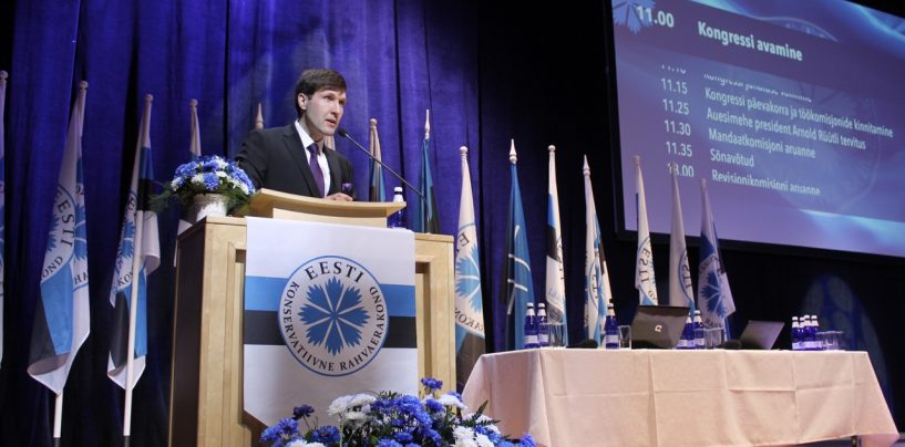 Martin Helme: Keskerakonnast sai Yana Toomi partei