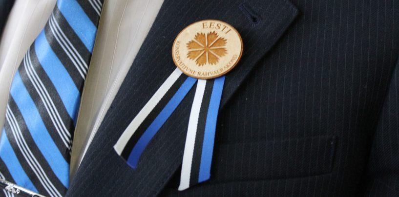 Konservatiivse Rahvaerakonna toetus rekordiliselt kõrge: eestlaste seas tõusti populaarsuselt teiseks parteiks
