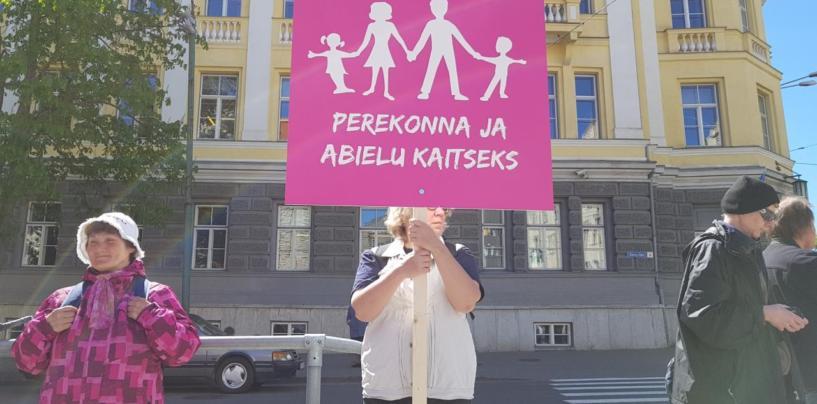 EKRE ei toeta Istanbuli konventsiooni sinna peidetud anormaalsete jaburuste tõttu
