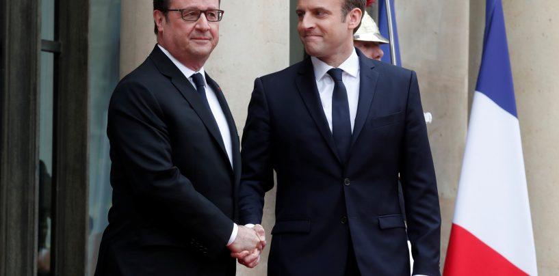 REPLIIK: Urmas Espenberg: Macron tahab asuda Euroopa Liitu jõuliselt föderaliseerima