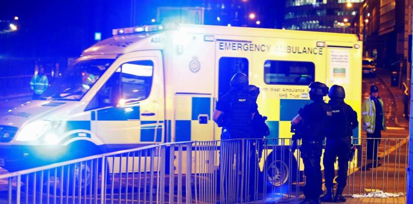"""""""Jõhker rünnak noorte vastu"""": enesetaputerrorist tappis Manchesteris vähemalt 22 ja vigastas 59 inimest"""