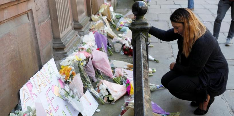 Verise terrorirünnaku eest Manchesteris võttis vastutuse Islamiriik