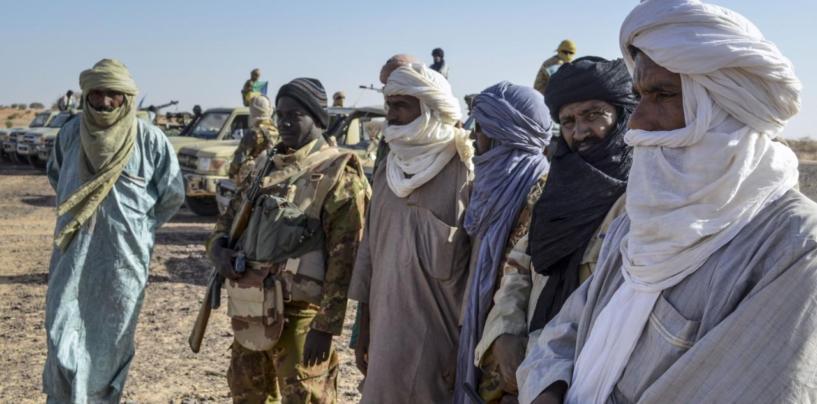 Mali islamistid viskasid koos elanud mehe ja naise kividega surnuks