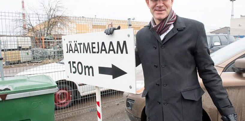 INTERVJUU: Eesti ühe suurema prügifirma juht: abilinnapea Sarapuu suurendab Tallinna prügituru abil oma perekonna heaolu