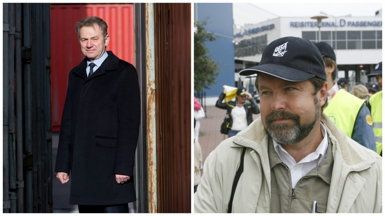 Meremeeste ametiühing taunib Laidvee asumist Eesti Raudtee etteotsa
