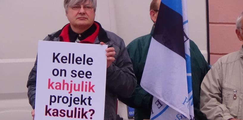 Suhtumine Rail Balticu projekti lõhestab ühiskonda: 40% on vastu ja 44% poolt