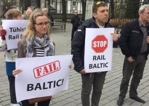 Riigikontroll: Rail Balticu rahastamise maht ei ole selge