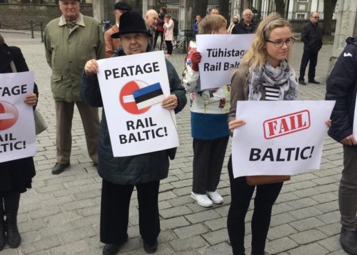 """""""Räägime asjast"""": Rail Baltic loob soodsa pinnase suurkorruptsiooniks"""