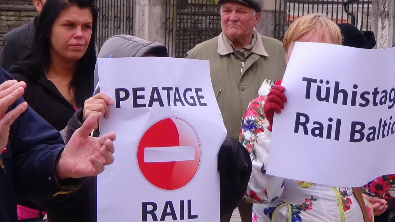 EL nõuab osa Rail Balticu rahast Eesti riigilt tagasi